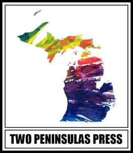 Two Peninsulas Press Logo
