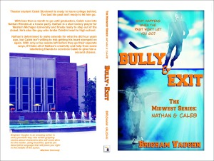 Bully & Exit Cover Narrow Black Border JPG