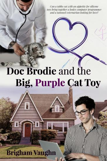 Doc Brodie and the Big, Purple Cat Toy - Brigham Vaughn.jpg