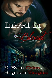 Inked in Blood Cover Small